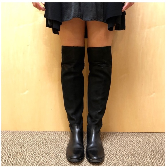 be2b808554d Tory Burch Simone Over The Knees Boots. M 5b77bc97dcfb5aae6589e6b8